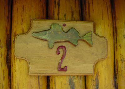 cabin-2-sign
